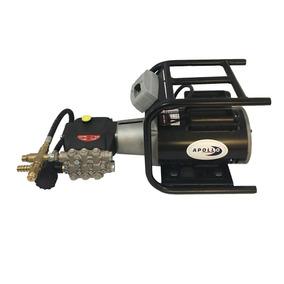 Hidrolavadora Industrial 2 Hp General Pump + Campana 110v