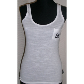 Remera Musculosa Blanca. Talle 1 - Small. Marca All Star Con