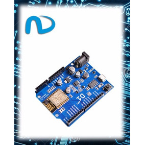 Shield Wemos D1 Wifi Esp8266 Esp-12e