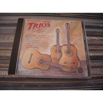 Románticamente Trios Vol. 2 - Varios Cd En Muy Buen Estado