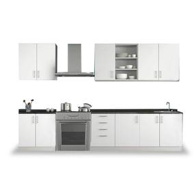 Cocina Integral Minimalista Mod Canada Para Estufa 3.30m
