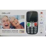 Telefono Botones Grandes Doble Sim Envio Gratis