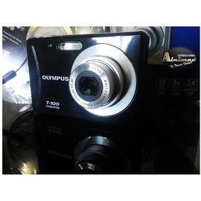 Camara Fotografica Y Video Olympus T100( Inv Alnimed)