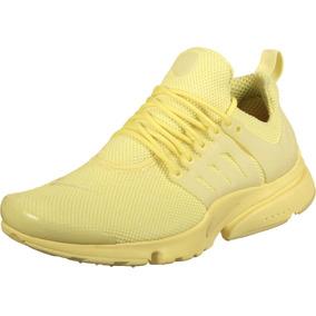 nike air presto premium mujer amarillas