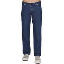 Calça Jeans Masculina Basica Trabalhar Uniforme Barato Obra
