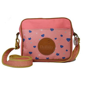 Morral Dorothy Mujer Animales Coral