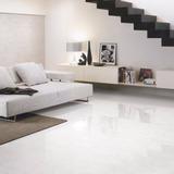 Porcelanato 80x80 1° Calidad Blanco Vitrificado Brillante