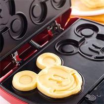 Máquina De Waffles Elétrica Disney 110v