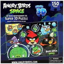 Juguete Rompecabezas Angry-birds Blanco