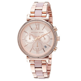 Reloj Michael Kors Mk 6560 Color Rose Gold Mk6560 Original