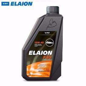 Óleo De Motor Elaion F30 15w-40 - Api Sm - Mb 229.1