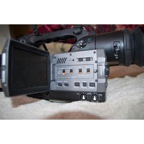 Videocamara Profesional Panasonic Agdvx100a