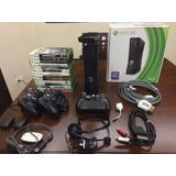 Xbox 360 - 3 Controles -varios Juegos Originales Negociable!