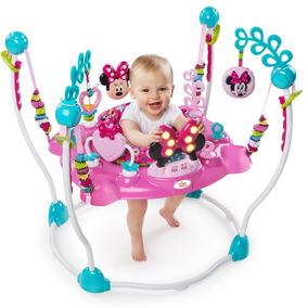 Centro De Juegos Musica Jumper Disney Minnie Bebes