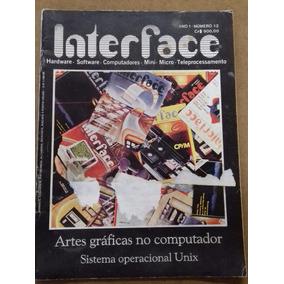 Revista Interface - Nº 12 Ano 1 Artes Gráficas No Computador