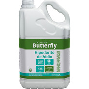 Hipoclorito De Sódio Água Sanitária Rende Até 100 Litros