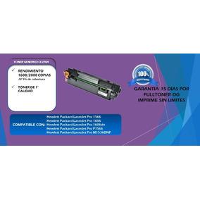 Toner Hp Ce278a (78a) Para P1566 P1606