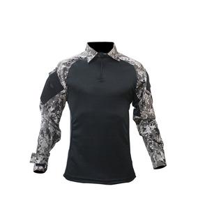 Camisa Combat Shirt Tática Operacional Camuflada Paintball 332f3be3cbd63