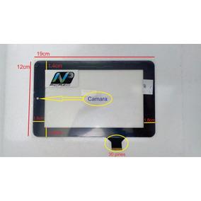 Touch Screen 7 Pulgadas Tablet Marvel Itab Playtab Aluminio