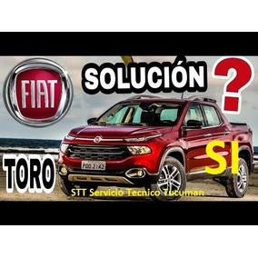 Correccion Fiat Toro Dpf Filtro Particulas Diesel