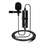 Microfono Corbatero Lavalier Celular Smartphone Video Dslr
