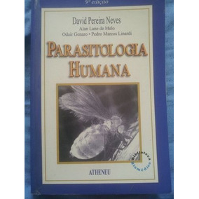 Livro Parasitologia Humana David Pereira Neves