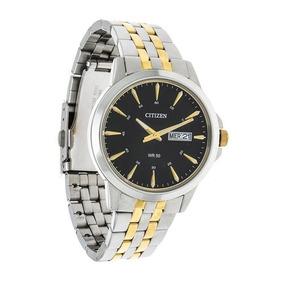 Reloj Citizen Para Caballero En Acero Inoxidable V-121682432
