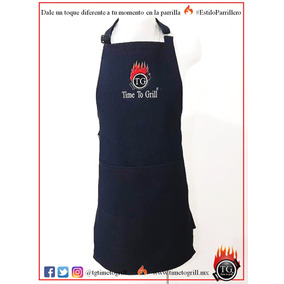 Mandil Parrillero Tg Grill One