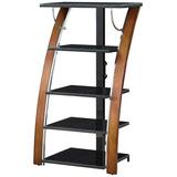Whalen Furniture Avtec48-tc High Audio Video Tower, 48 Pu...