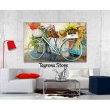 Cuadro Bicicleta Vintage 14 100x70