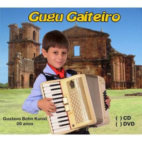 Dvd Do Gugu Gaiteiro (2015) Vol. 01