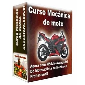 Curso Mecânica De Motos 20 Dvds - A26