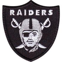 Raiders De Oakland Nfl Parche Bordado Americano