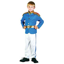 Disfraz Para Niños Medio Príncipe De Vestuario Niños