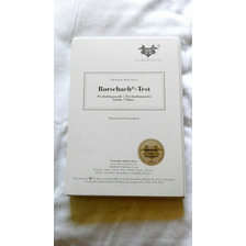 Test De Rorschach. 10 Láminas. Original Y Nuevo
