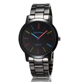 Relógio Masculino Casual Fino Daniel Wang