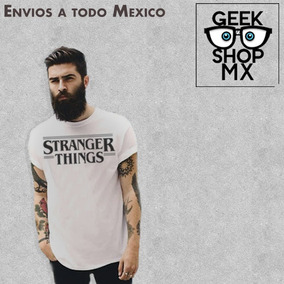 Camisa Serie Stranger Things + Calcomania Gratis