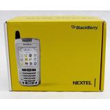 Celular Nextel Blackberry Liberado 7100 Libre En Caja I7100