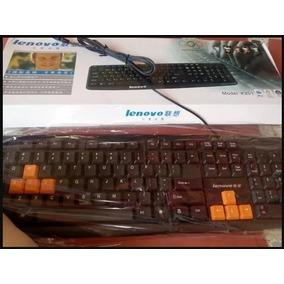 Teclado Lenovo Usb Nuevo