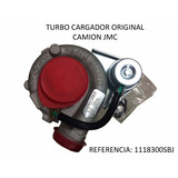 Turbo Cargador -original- Camion Jmc - Referencia:1118300sbj