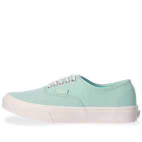 Tenis Vans Authentic Verde Pastel