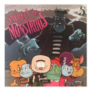 Escuela De Monstruos Vol 5 - Ed. Pictus - Hotel Transylvania