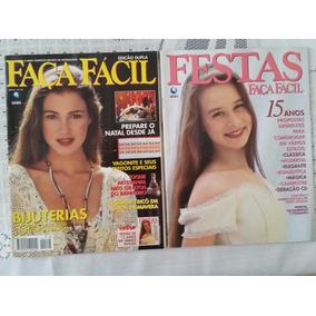 Revista Faça Fácil + Festas 15 Anos Mariana Ximenes - Nº 116
