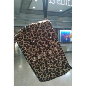 Sobre Jazmín Chebar Leopardo Y Tachas