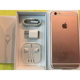Iphone 6s 16gb Rosado Rose Gold Libre Accesorios