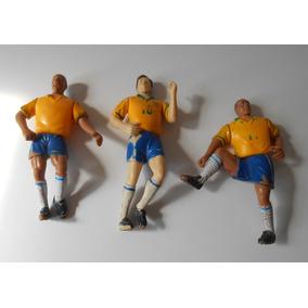 Miniaturas Da Seleção Brasileira 1982 Ou 1990