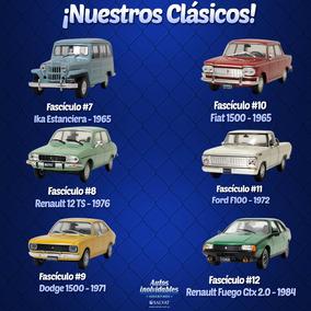 Coleccion Salvat Autos Argentinos Inolvidables