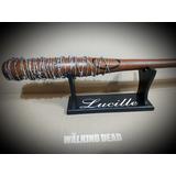 Bate Lucille De Negan Bullet Fx + Display The Walking Dead