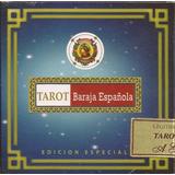 Mazo Cartas Tarot Baraja Española Circular