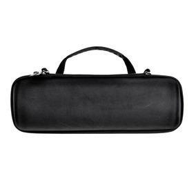 Capa Case Jbl Neoprene/eva Com Bolsa Para Acessórios